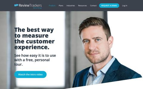 Online Review Management Software | ReviewTrackers
