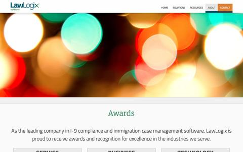 Award-Winning Solutions: LawLogix Awards & Recognition