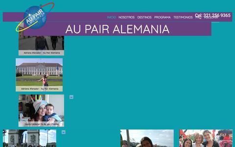AU PAIR COLOMBIA | INTERCAMBIO CULTURAL