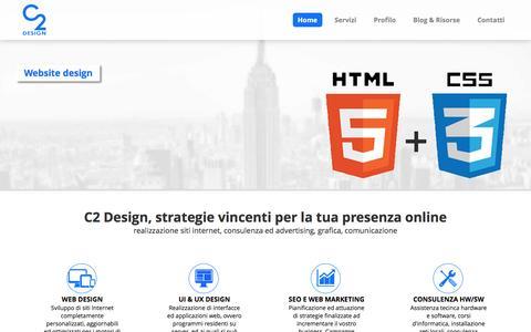 C2Design Web Agency, strategie vincenti per la tua presenza online