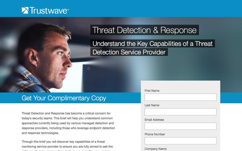 Evaluating Managed Detection & Response | Trustwave