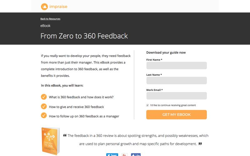eBook: From Zero to 360 Feedback