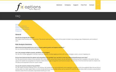 Screenshot of FAQ Page ftoptions.com - FT OptionsFAQ - FT Options - captured Aug. 3, 2016