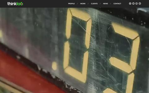 thinklab | Design Agency Market Harborough, Leicester specialising in website design, print, branding & social media
