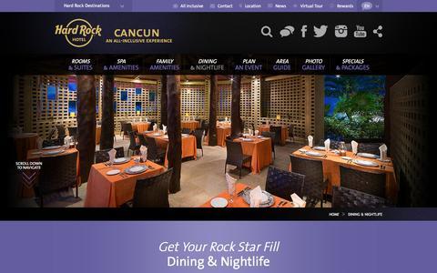 Cancun, Mexico Restaurants