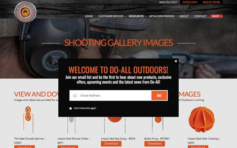 Shooting Gallery Images | Do All Outdoors