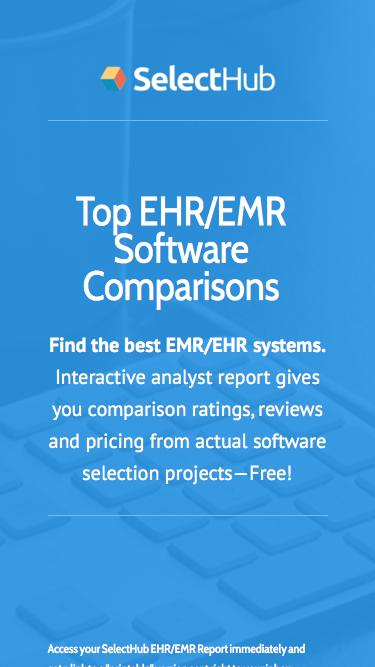 Top EMR/EHR Software 2015