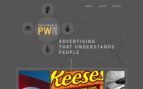 Advertising that understands people - PriceWeber Marketing