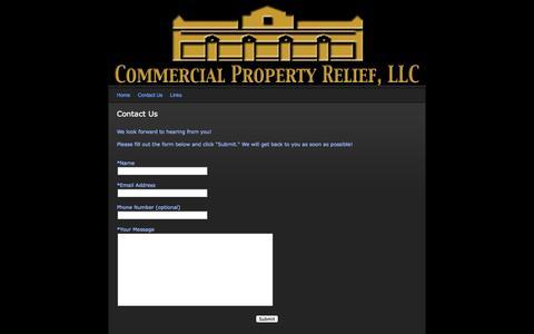 Screenshot of Contact Page webs.com - Contact Us - - captured Sept. 13, 2014