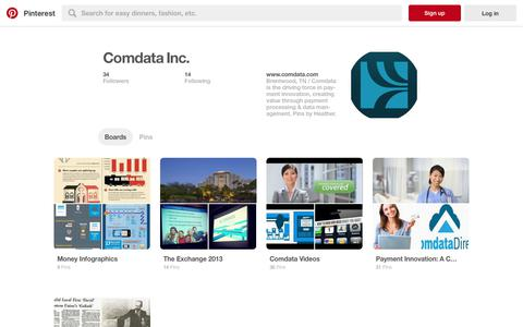 Comdata Inc. (ComdataInc) on Pinterest