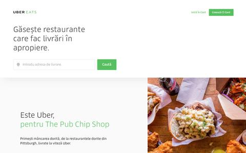 Livrări de mâncare în Pittsburgh   UberEATS