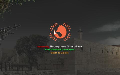 Hacked By Anonymous Ghost Gaza