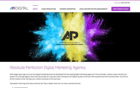 Meet the AP Media Digital Marketing Team   Baltimore, Maryland