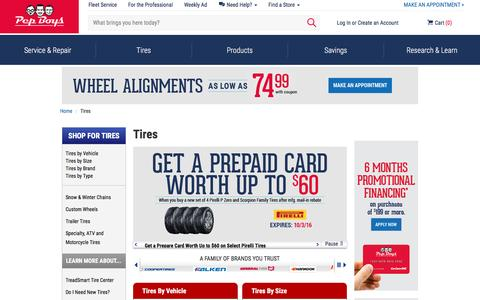 Tires | Pep Boys | Truck Tires | Car Tires | Tire | Tires Online