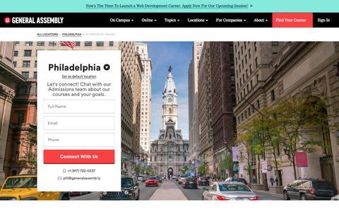 Learn Coding, Design, Digital Marketing in Rittenhouse Square