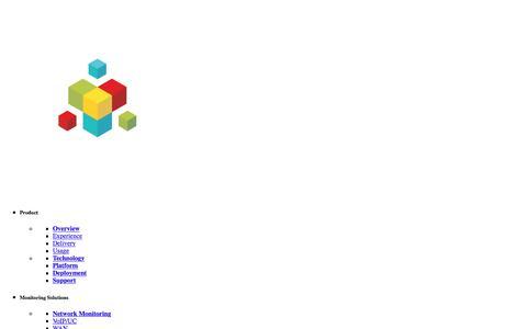 Screenshot of Contact Page appneta.com - Contact Information | Appneta Application Performance Management - captured June 7, 2018