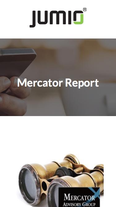 Mercator Report