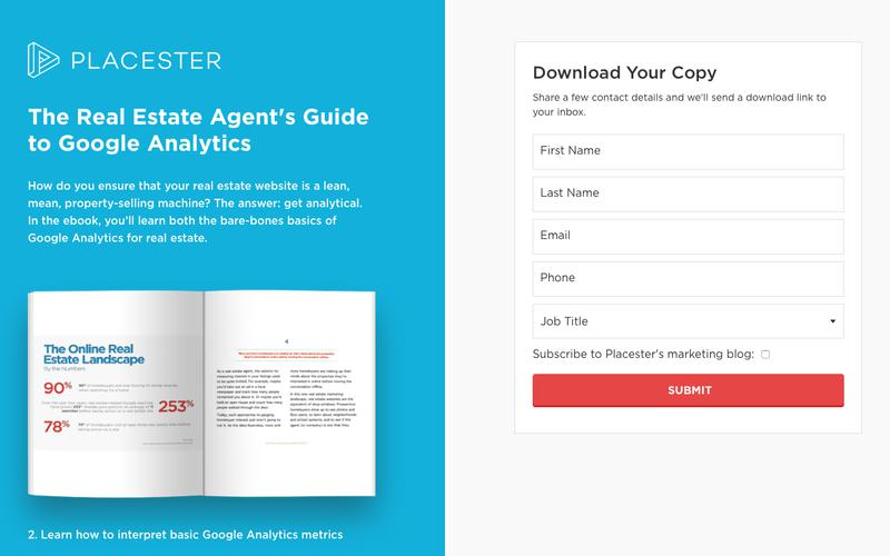 The Real Estate Agent's Guide to Google Analytics | Placester