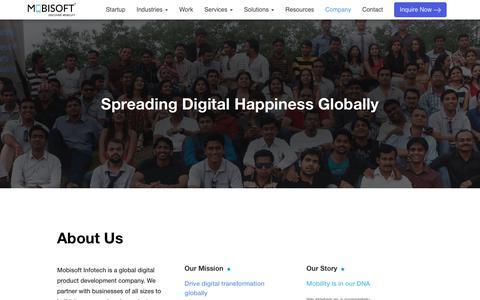 Mobisoft Infotech - Best Mobile, Cloud & Web Solution Experts