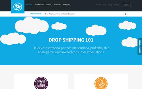 Drop shipping 101 guide for retailers and suppliers | SPS Commerce