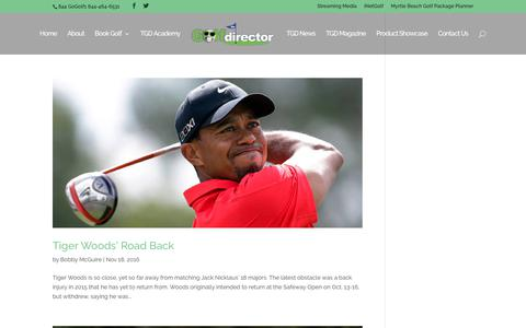 Miscellaneous | TheGolfDirector.com