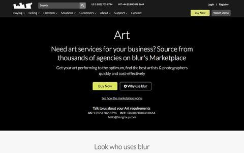 Hire An Illustrator | blur Group