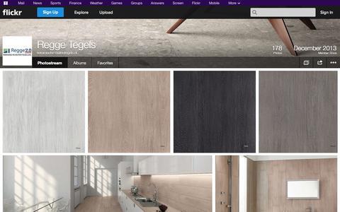 Screenshot of Flickr Page flickr.com - Flickr: keramische-buitentegels.nl's Photostream - captured Oct. 23, 2014