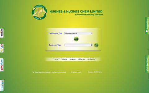 Screenshot of Products Page hugheschem.com - Bird Control Products | Bird Netting | Bird Spikes | Bird Control - captured Feb. 2, 2016