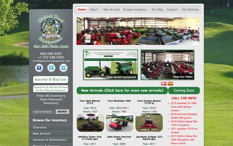 Buy Sell Trade Golf Course | Sports Arena Turf Equipment - Global