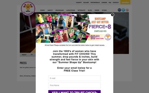 FIT CHICKS Fitness Bootcamps | Toronto, Ottawa, Calgary, Vancouver
