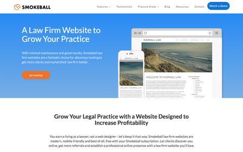Smokeball Legal Practice Management Software