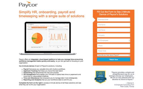 See Demos of Our HR, Payroll and Time Solutions | Paycor Software