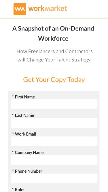 How Freelancers will Change Your Talent Strategy - WorkMarket