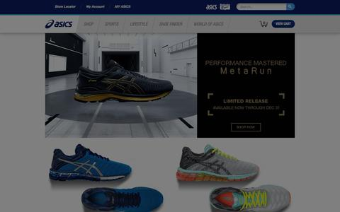 ASICS Running Shoes and Activewear | ASICS America