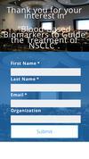 New Landing Page Biodesix, Inc.