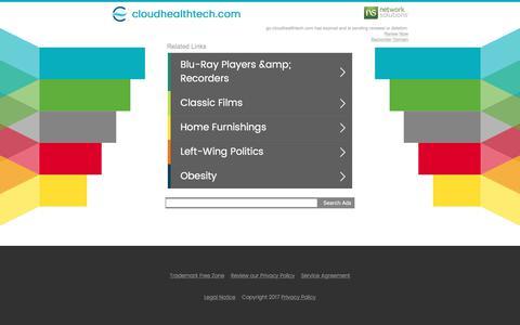cloudhealthtech.com