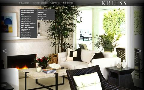 Screenshot of Jobs Page kreiss.com - Kreiss Viewing all Design jobs - captured Sept. 30, 2014