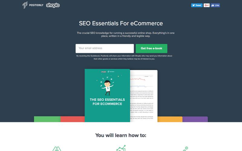 SEO Essentials For eCommerce