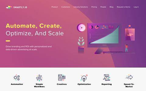 Product | Smartly.io
