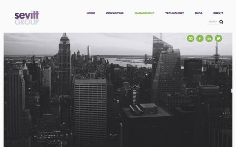 Screenshot of Team Page sevittgroup.com - Sevitt Group   Management — Sevitt Group - captured July 13, 2018