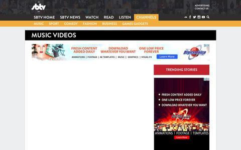 Music Videos - SBTV