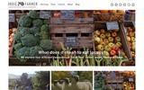 Old Screenshot Indie Farmer Ltd Home Page