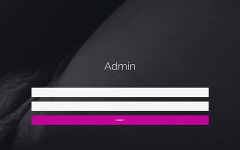 Screenshot of Login Page allurelasvegas.com - Sign In | Allure - captured Dec. 24, 2015