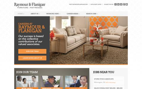 Careers at Raymour & Flanigan | Home