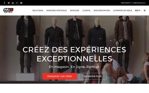 ACCUEIL - Mi9 Retail