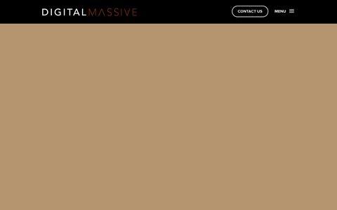 Screenshot of Privacy Page digitalmassive.com.au - Online Marketing & Digital Agency | Digital Massive - captured Sept. 30, 2014