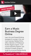 New Landing Page Berklee College of Music