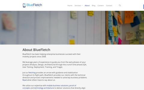 About BlueFletch | BlueFletch