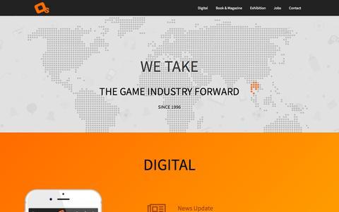 Screenshot of About Page online-station.net - True Media Solutions Co.,Ltd., Thailand - captured Sept. 24, 2018