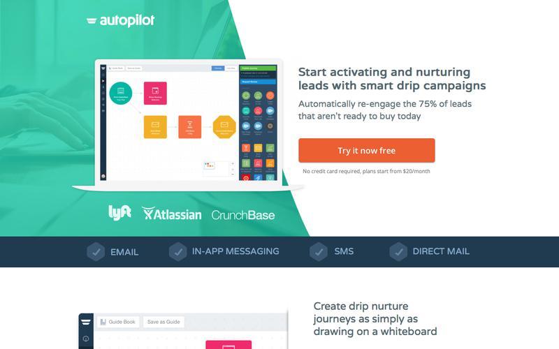 Easy Drip Campaigns | Autopilot